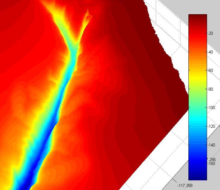 Canyon Maps and Bathymetry | PV-LAB